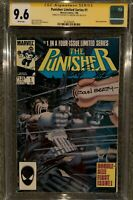 Punisher 1 SS CGC 9.6 NM+ Signed 2x Beatty and Zeck