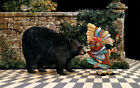 Lawrence Pretended Not to Notice That a Bear Had Become by James C. Christensen