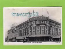 Bentalls Store Shop Kingston on Thames unused RP pc Tuck Ref B920