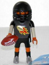 FOOTBALLSPIELER Playmobil FIGURES 1 BOYS 5203 zu NFL USA Sport Football Helm 846