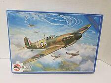 AIRFIX Deluxe Supermarine Spitfire 1000 Piece Jigsaw Puzzle Ref No J1003 England