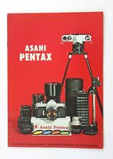 191615 Asahi Pentax Spotmatic Lenses & Accessories Guide Genuine Original
