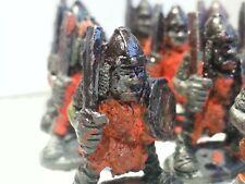 Citadel Miniatures/Warhammer RR3 Groms Goblin Guard x12 1984 Pre Slotta