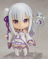 Nendoroid 751 Re:Life in a different world from zero Emilia PVC Figure Toy New