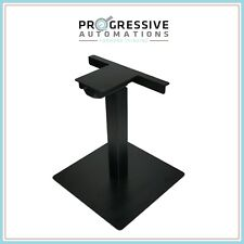 Electric Table Lift - 120 VAC - 25.5 inch stroke - 180 lbs - 3 Steps - Black