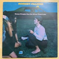 Robert Palmer - Some People Can Do What They Like - Vinyl LP 1976 Island Records