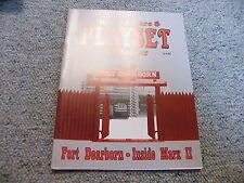 PFPC #54 April 1998 Inside Marx II, Marx Fort Dearborn etc