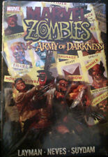 MARVEL ZOMBIES VS. THE ARMY OF DARKNESS HARDCOVER COLLECTION 1st Printing