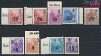 DDR 435-442 (kompl.Ausg.) mit 439b postfrisch 1954 Fünfjahresplan (II (9188000