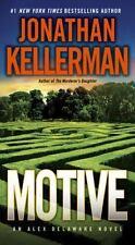 Motive: An Alex Delaware Novel Kellerman, Jonathan Paperback