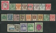 British Commonwealth: little lot King George V, mix, good values... BTC08