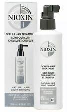 Nioxin System #1 Scalp Treatment 6.76oz w/Free Nail File