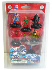 Heroclix superman/wonder woman presque forces pack