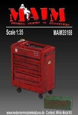 MAIM WORKSHOP TOOL BOX USED VERSION 1:35 35188