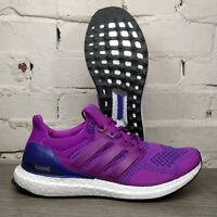 NEW Womens Adidas Ultra Boost 1.0 Purple UK Size 8.5 Trainers