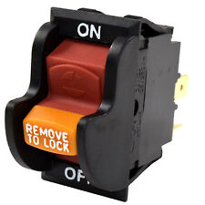 On-Off Toggle Switch for OR90037 0R90037 Power Tools Planer Saws Drill Press