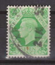Great Britain nr 207 used GEORGE VI 1937 VEILING oude postzegels ENGELAND