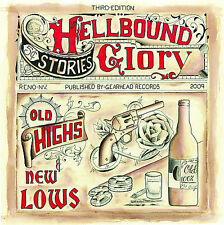 Hellbound Glory CD 2010 Old Highs Outlaw Country Gearhead Records w/ Free Poster