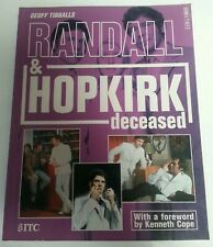 BOOK - Vintage Randall And Hopkirk (Deceased) By Geoff Tibballs Paperback 1994