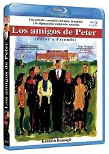 PETER'S FRIENDS (1992) **Blu Ray B** Kenneth Branagh, Hugh Laurie Emma Thompson