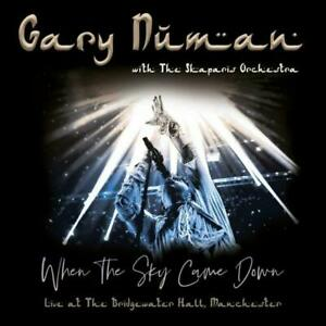 Gary Numan With the Skaparis Orchestra - When the Sky Came Down - 2CD/DVD