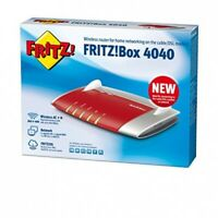 AVM FRITZ!Box 4040 International WLAN Router Plug-Type F (EU)