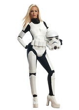 Adult Female Star Wars Stormtrooper Costume by Rubies 887464
