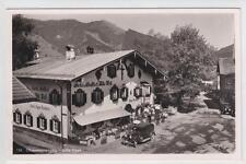 AK Oberammergau, Gasthof Alte Post, um 1935