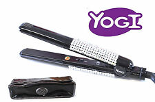 YOGI CRYSTAL ENCRUSTED BLACK HAIR STRAIGHTENER DELUXE STORAGE CASE