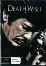 DEATH WISH - CHARLES BRONSON - NEW & SEALED DVD