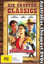 The Professionals DVD NEW, FREE POSTAGE WITHIN AUSTRALIA REGION ALL