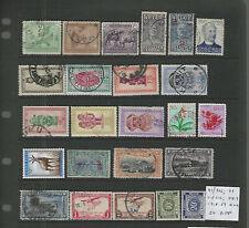 BELGIAN CONGO...#91//306; B3; C1/16 & J8-9...M & U...1918/59...24 Different