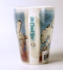 Paul Cardew Mug On Cloud Nine 15 Ounce New