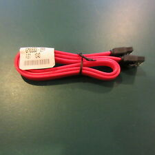 """Ten 20"""" Serial ATA SATA Hard Drive Cables - As Pictured"""