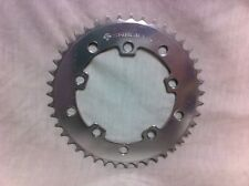 Silver 43T TUF NECK USA CHAIN RING Old School BMX 43 Tooth Wheel Sprocket