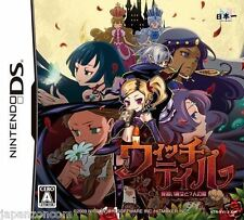 Used DS Witch Tale: Minarai Majo to 7-Jin no Princess NINTENDO JAPANESE IMPORT