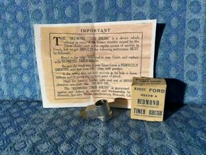 1912-1927 Ford Model T NORS Timer Brush - Replaces Roller SEE DETAILED AD T-3165