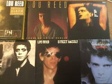 Lou Reed [5 CD Alben] Rock N Roill Animal Heart Street Hassle Bells Growing Up