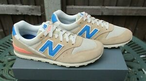 New Balance996 Trainers Ladies Classics Sneakers UK 6 Brand New And Boxed