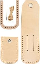 "Do it Yourself Leather Folding Knife Sheath Kit - 4"" Closed / Payne Bros"
