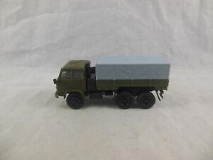Amercom FSC Star 266 Polish Military Lorry 1995 1:72 scale