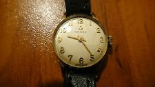 VINTAGE OMEGA 9k GOLD LADIES WRISTWATCH cal.244