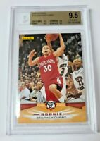 2009-10 Panini #372 Stephen Curry Rookie Card RC BGS 9.5 GEM MINT, Invest NOW!
