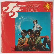 JACKSON FIVE: Mama's Pearl USA MOTOWN Soul Orig 45 w/ PS
