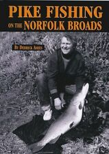 Derrick Amies signed Hback Pike Fishing on the Norfolk Broads