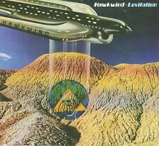 Hawkwind - Levitation (Atomhenge Ltd. Deluxe Ed. 3CD)