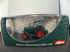 Schuco D n° 02781 tracteur Hanomag R40 1/43 neuf en boite MIB