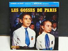 LES GOSSES DE PARIS Hymne à la nuit PRC135