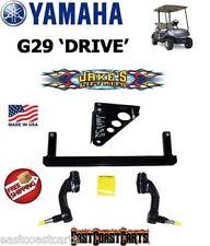 "Yamaha Drive Golf Cart G29 Jakes 6"" Spindle LIFT KIT #6249 (Free Shipping)"