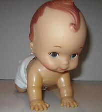 Vintage Playmates Crawling Baby - original diaper - HP & Vinyl - does not work